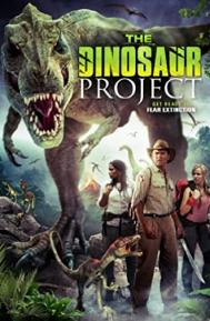 The Dinosaur Project poster free full movie