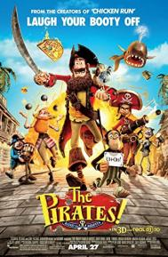 The Pirates! Band of Misfits poster free full movie