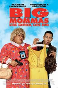 Big Mommas: Like Father, Like Son poster free full movie