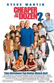 Cheaper by the Dozen 2 poster free full movie