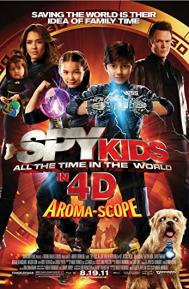 Spy Kids 4-D: All the Time in the World poster free full movie
