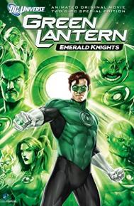 Green Lantern: Emerald Knights poster free full movie