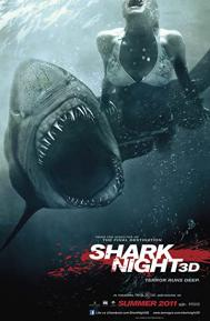 Shark Night 3D poster free full movie