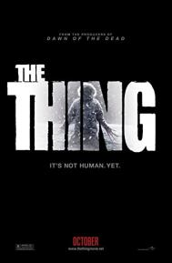 The Thing poster free full movie