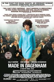 Made in Dagenham poster free full movie