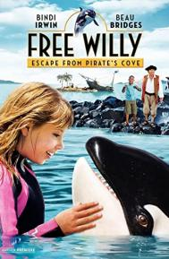 Free Willy: Escape from Pirate's Cove poster free full movie