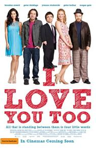 I Love You Too poster free full movie