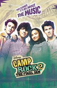 Camp Rock 2: The Final Jam poster free full movie
