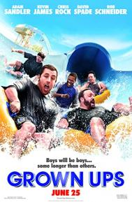 Grown Ups poster free full movie