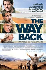 The Way Back poster free full movie