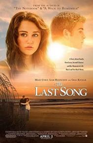 The Last Song poster free full movie