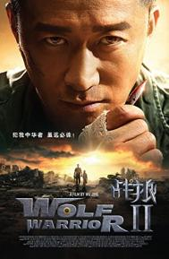 Wolf Warrior 2 poster free full movie