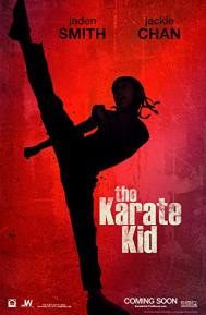 The Karate Kid poster free full movie