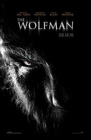 The Wolfman poster free full movie