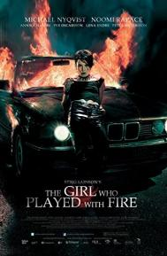 The Girl Who Played with Fire poster free full movie