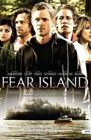 Fear Island poster free full movie