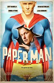 Paper Man poster free full movie