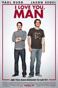 I Love You, Man poster free full movie