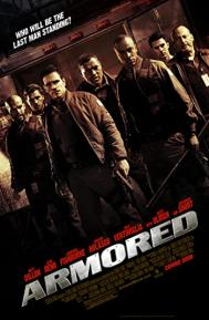 Armored poster free full movie