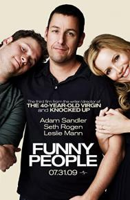 Funny People poster free full movie