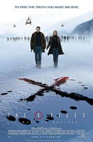 The X Files: I Want to Believe poster free full movie