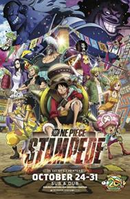 One Piece: Stampede poster free full movie