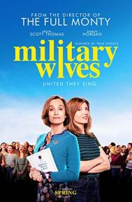 Military Wives poster free full movie