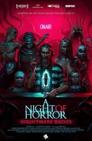 A Night of Horror: Nightmare Radio poster free full movie