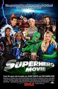 Superhero Movie poster free full movie