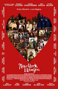 New York, I Love You poster free full movie