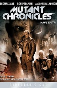 Mutant Chronicles poster free full movie