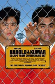 Harold & Kumar Escape from Guantanamo Bay poster free full movie
