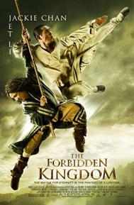 The Forbidden Kingdom poster free full movie
