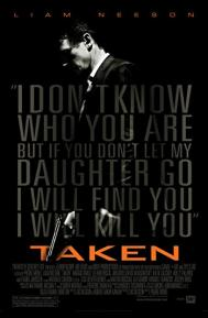 Taken poster free full movie