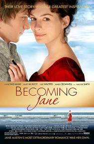 Becoming Jane poster free full movie