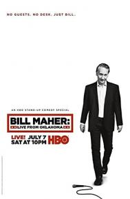 Bill Maher: Live from Oklahoma poster free full movie