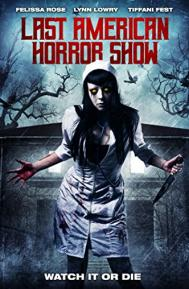 Last American Horror Show poster free full movie
