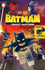 Lego DC Batman: Family Matters poster free full movie