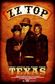 ZZ Top: That Little Ol' Band from Texas poster free full movie