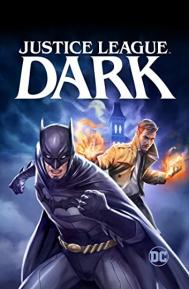 Justice League Dark poster free full movie