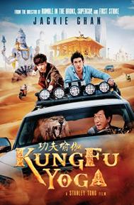 Kung Fu Yoga poster free full movie