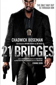 21 Bridges poster free full movie