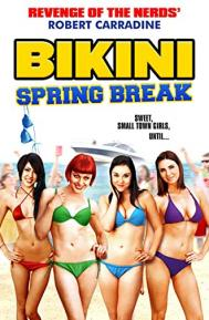 Bikini Spring Break poster free full movie