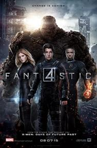 Fantastic Four poster free full movie