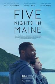 Five Nights in Maine poster free full movie