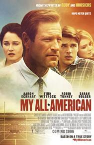 My All-American poster free full movie