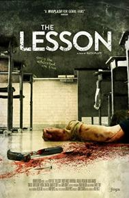 The Lesson poster free full movie
