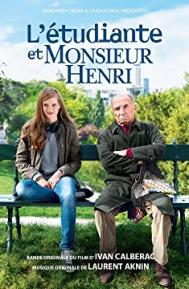 The Student and Mister Henri poster free full movie