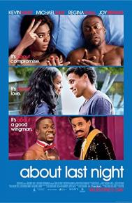 About Last Night poster free full movie