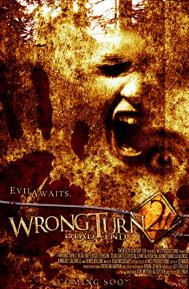 Wrong Turn 2: Dead End poster free full movie